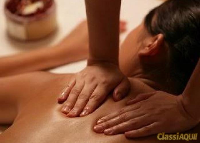 Massagem relaxante a domicilio