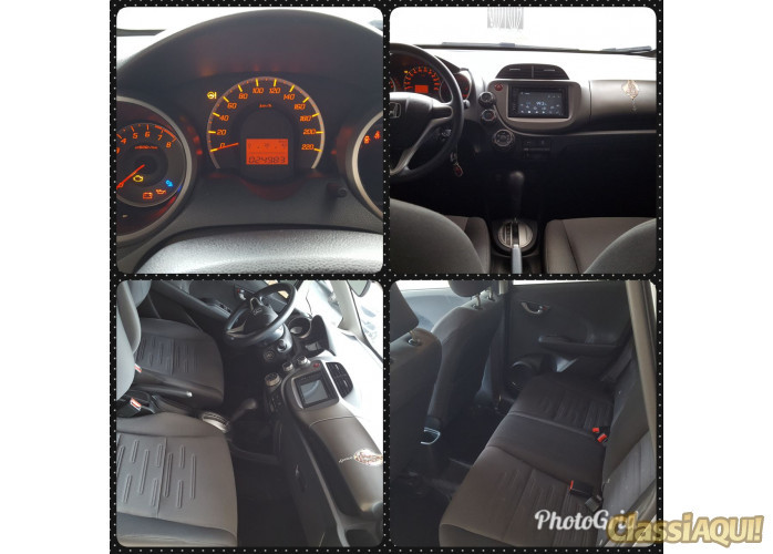 HONDA FIT CX 1.4 FLEX AUTOMATICO
