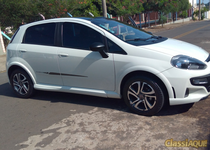 Fiat Punto Black montion