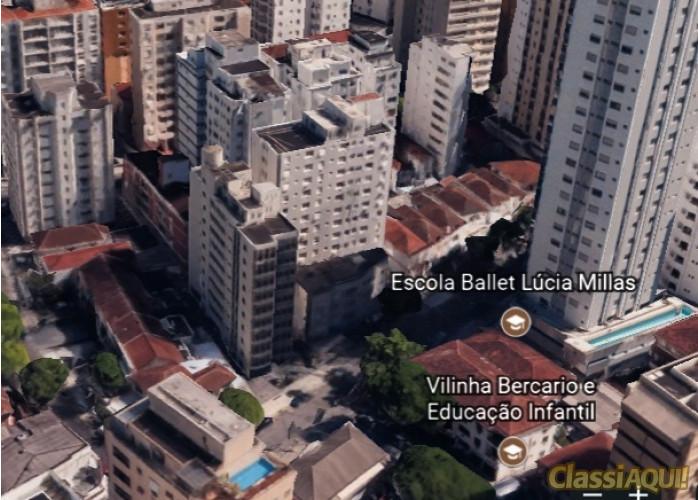 APARTAMENTO UM POR ANDAR EM SANTOS-BOQUEIRÃO