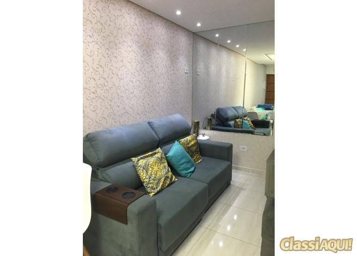 Apartamento Sem Condomínio 2 Dormitórios 65 m² em Santo André - Bairro Campestre.