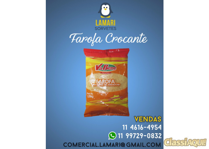 Produto Pronto Sabor Chocolate