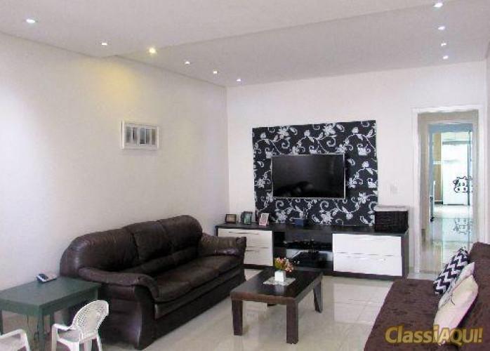 Sobrado 4 Dormitórios 191 m² em Santo André - Jardim Paraíso.