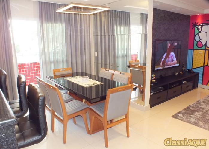Linda Cobertura Duplex 3 Dormitórios 200 m² em São Bernardo do Campo - Centro.