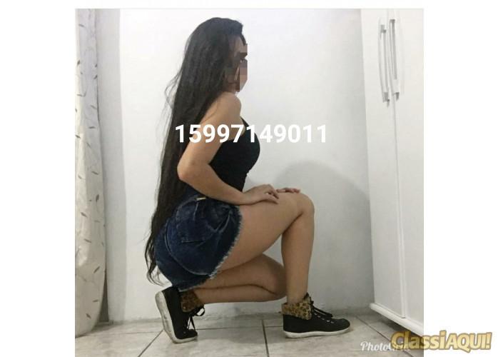 Camila Fontenelle iniciante de luxo para o delírio dos sorocabanos