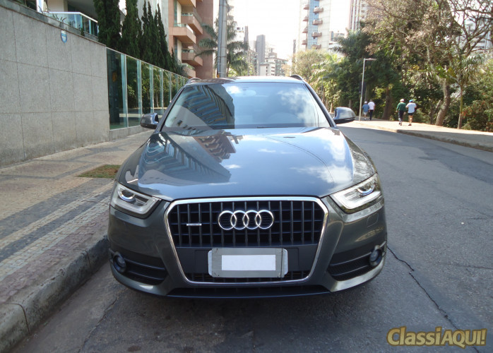 Audi Q3 Quattro 2.0 TFSI Attraction