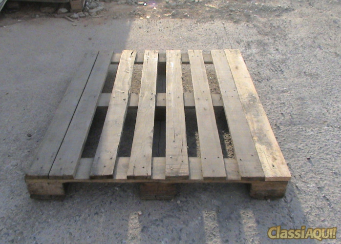 Pallets PBR usados