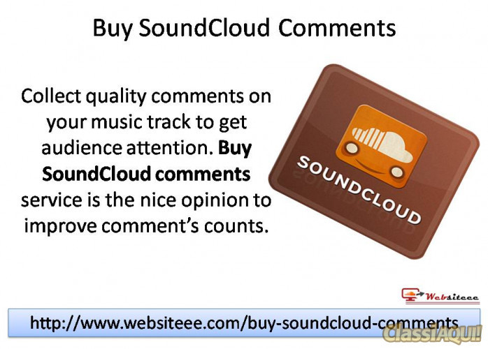 Buy SoundCloud Comments: Best Way to Get Noticed