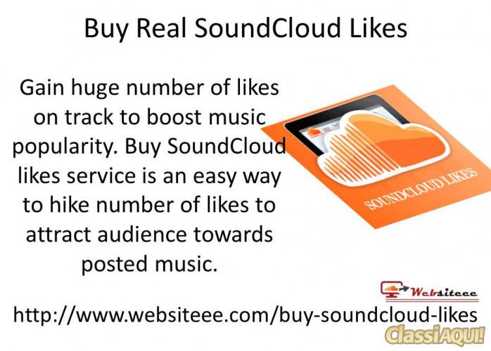 Buy SoundCloud Likes Service