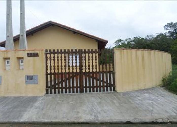 Casa para financiar pelo plano Minha Casa Minha Vida.