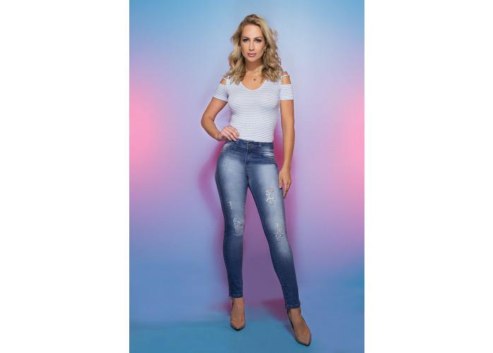 Calças de Cós Alto é na Kórin a maior variedade e qualidade de BH temos Plus Size