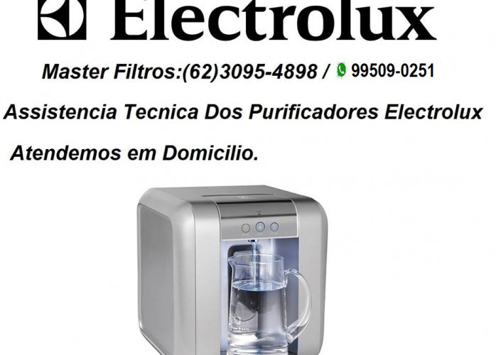 Assistencia tecnica electrolux Master Filtros