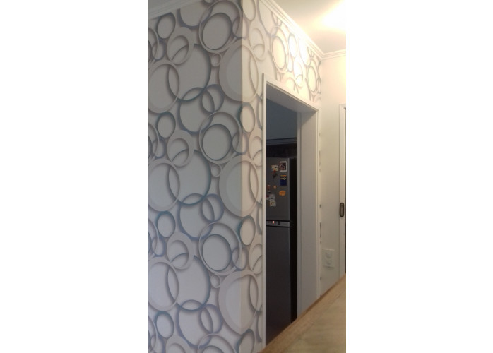 colocador papel de parede