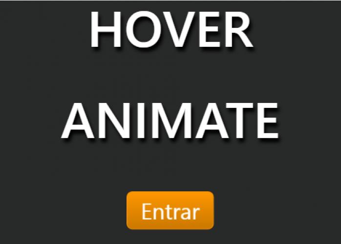 HOVER ANIMATE
