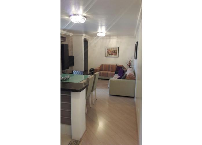 Apartamento 3 dormitórios 80 m² em Santo André - Jardim Bela Vista. Condomínio Veredas.
