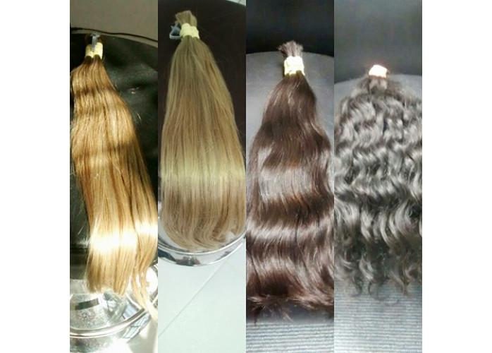 Cabelo Natural Mega Hair