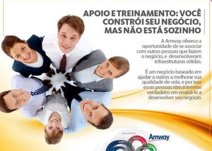Representante Amway