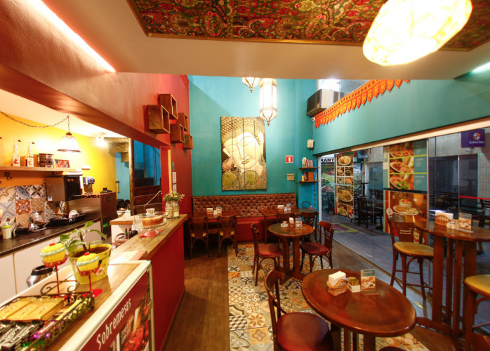 Lindo Café, Bistrô e Restaurante à La Carte no Centro de Santo André.