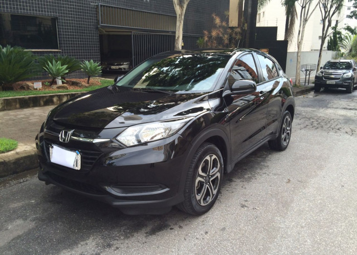 Honda HR-V LX 1.8 Automatico unico dono baixa km