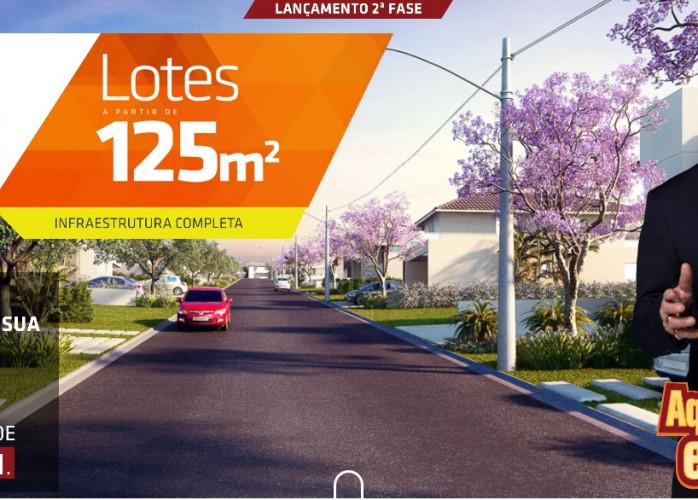Loteamento Reserva das Pittas - Lotes a partir de 125m²