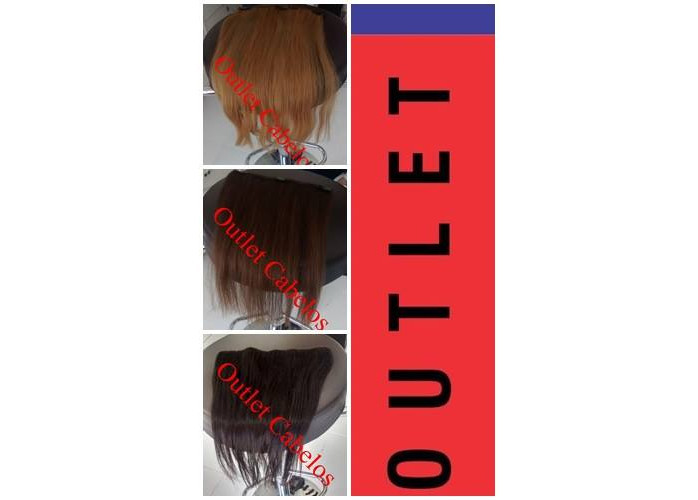 Aplique Cabelo Natural Mega Hair