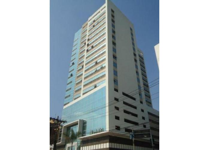 Cobertura duplex, sala comercial de 76,30 m² para locação, Centro, Nova Iguaçu