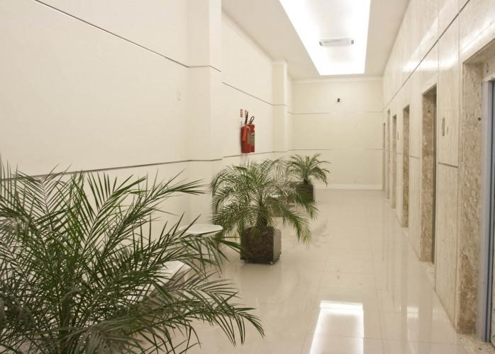 Sala comercial para locação pronta, com 24,12 m², no Top Commerce, Nova Iguaçu