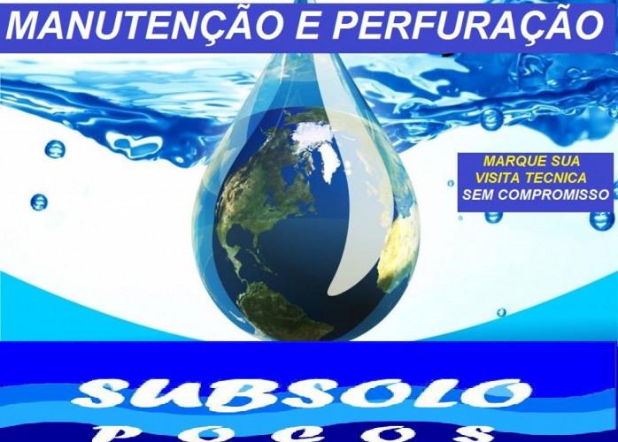 MANUTENÇÃO E PERFURAÇÃO DE POÇOS MANAUS