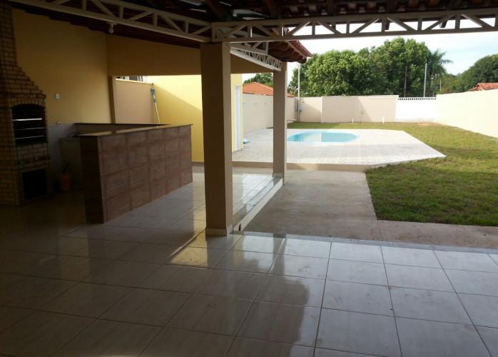 Rancho com piscina feriado final de semana feriado Presidente Epitácio