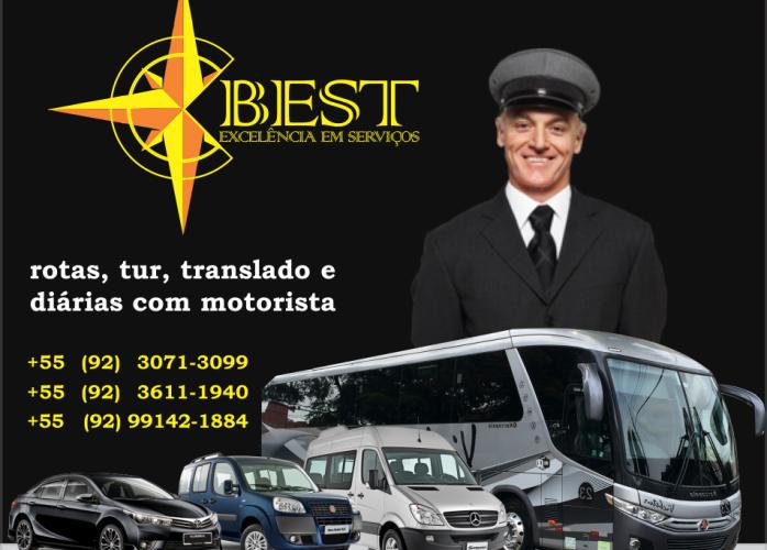 Aluguel de ônibus em Manaus