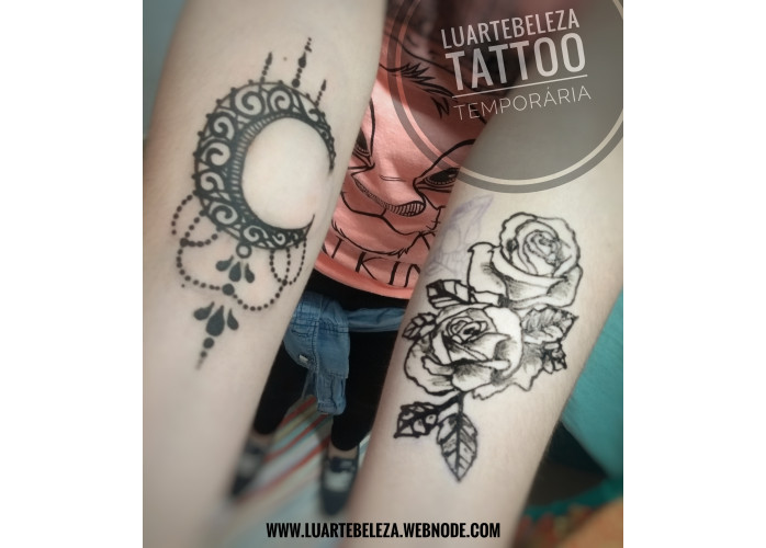 Tatuagem de Henna em São Paulo