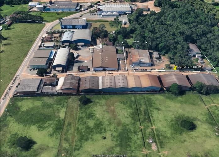 ÁREA INDUSTRIAL – 7.145,00 m²