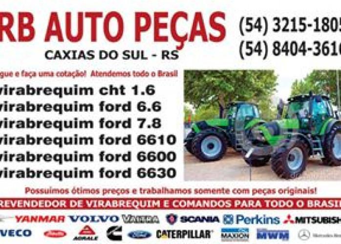VIRABREQUIM FORD RB AUTO PEÇAS LT