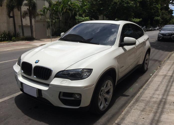 BMW X6 Xdrive 35I Biturbo 3.0 - 4x4  Único Dono