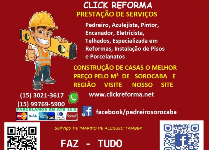 Pintor Imobiliário  ClickReforma
