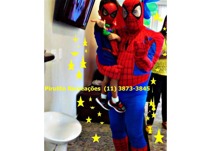 Animação para festa infantil e eventos esportivos
