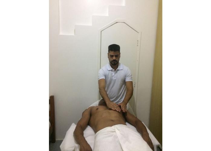 Massagem Relaxante Grego's