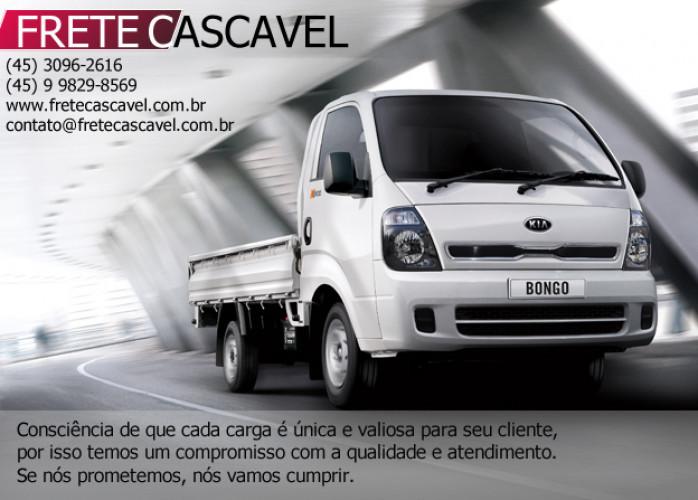 Frete Cascavel PR