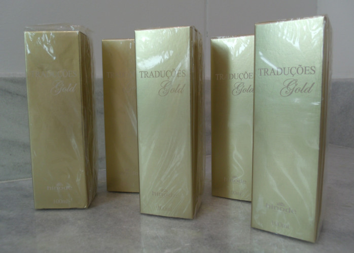 Perfumes GoldTradução Femininos