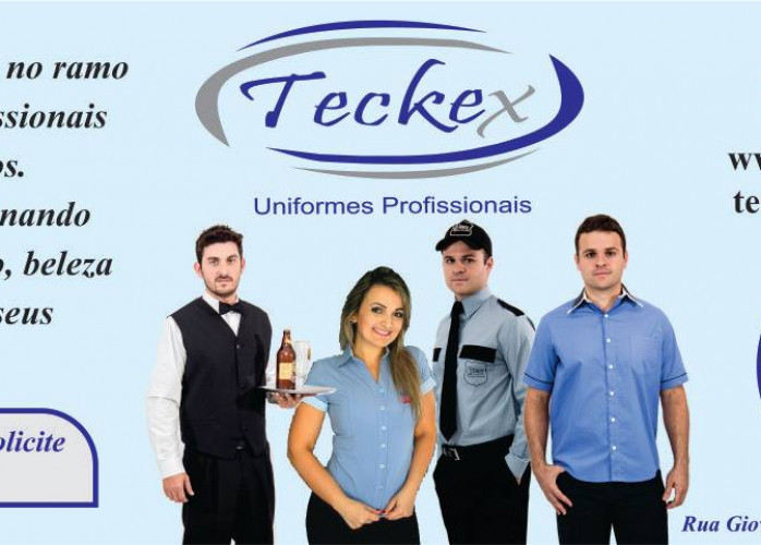 Teckex Uniformes Profissionais