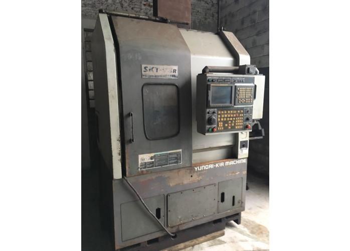 TORNO VERTICAL CNC M/HYUNDAI KIA MACHINE MOD. SKT-V3R