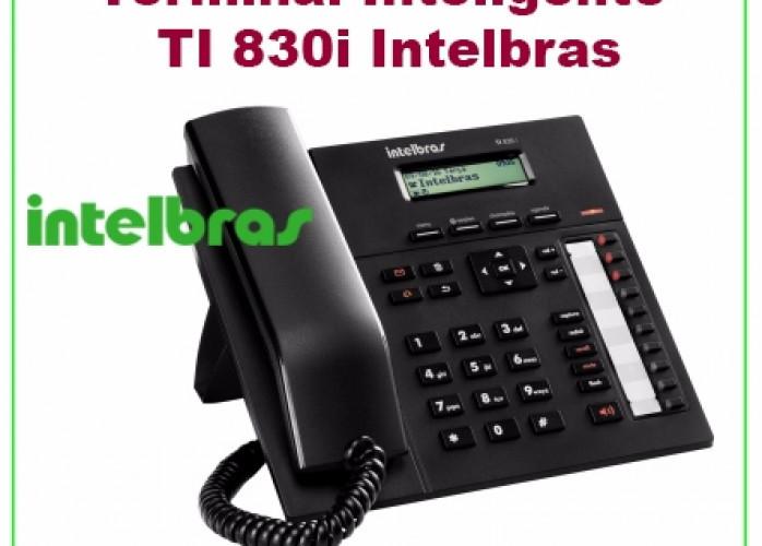 Terminal Inteligente TI 830 i Intelbras