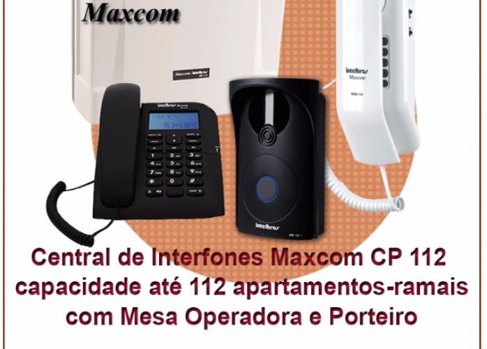 Central de Interfones p/Condomínio Intelbras CP