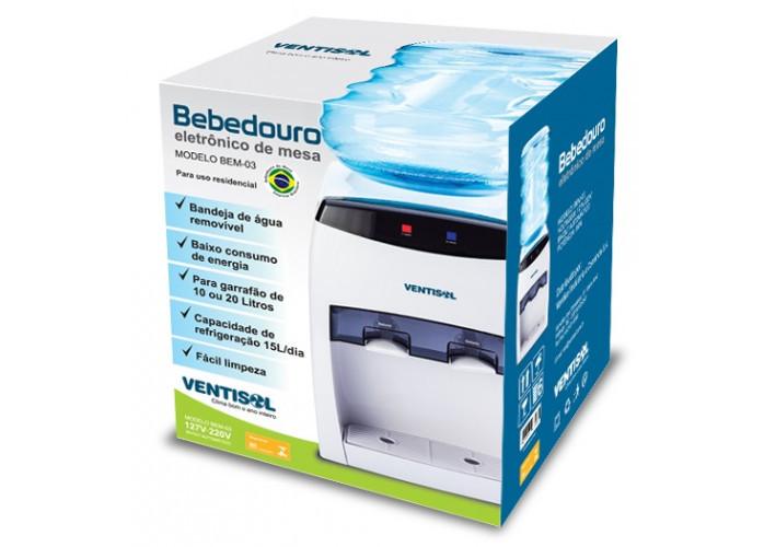 Bebedouro Refrigerado de Mesa Ventisol Bivolt