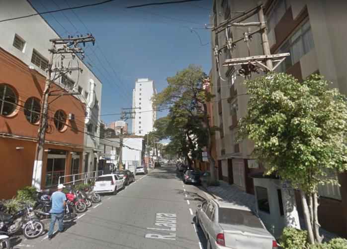 Excelente Terreno com Construção Antiga 200 m² na Vila Bastos - Santo André.