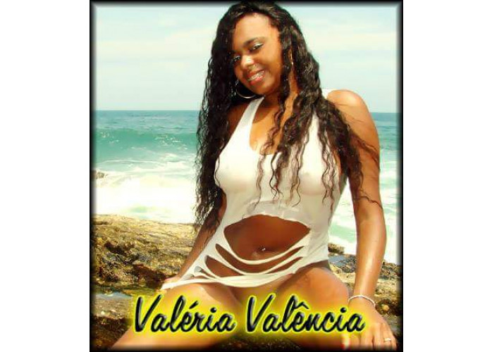 Valeria Valencia 18anos cache $50,00 meu local Canto do forte