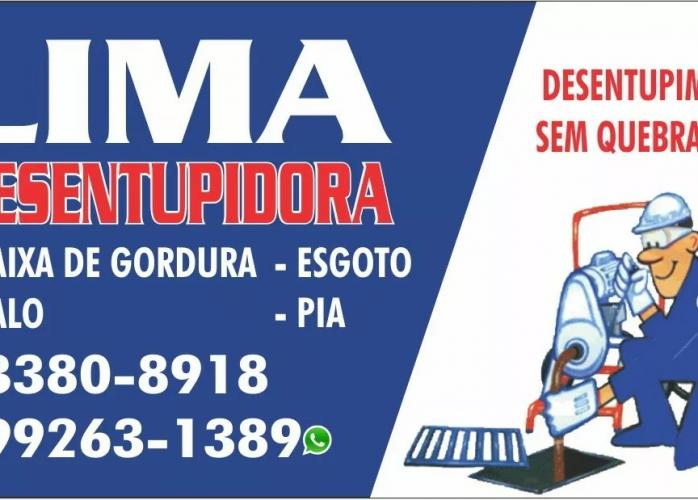 Lima Desentupidora Guarulhos e Regiões