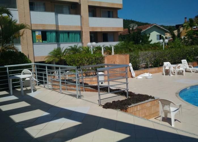 Apartamento totalmente Mobiliado na Praia de Cachoeira do Bom Jesus