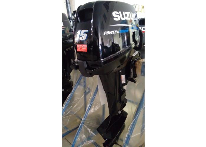 Motor 15 HP Suzuki