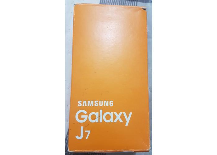 J 7 Galaxy Samsung 16G dourado duos / 600 R$